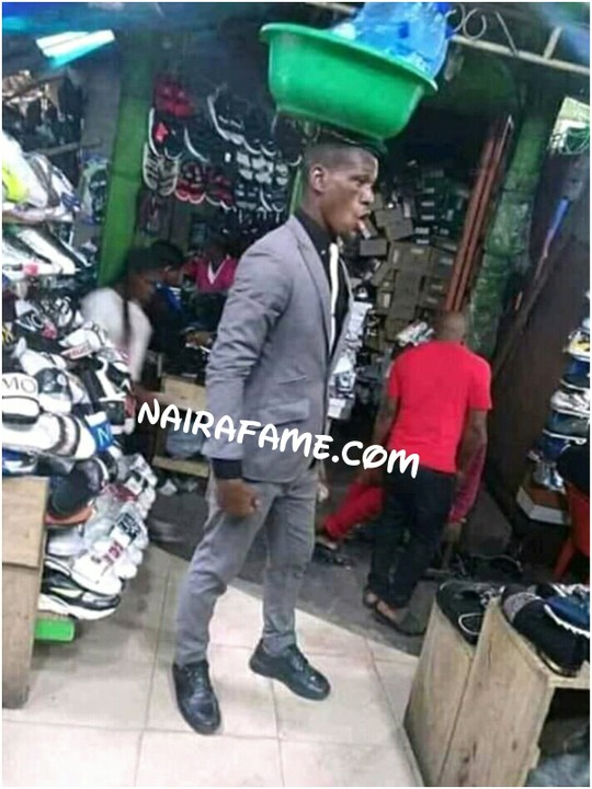 9166851 1555051819035 jpeg2a16408dba185704b694521c7594b8db - Wonders!!! Man in Suit Hawks Purewater [See Pictures]
