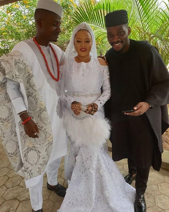 9255434 screenshot20190425132205 jpeg7075c31afce6f579034e7e303c817593 - [Pictures]: KraksTV owner Femi Bakre gets married in style