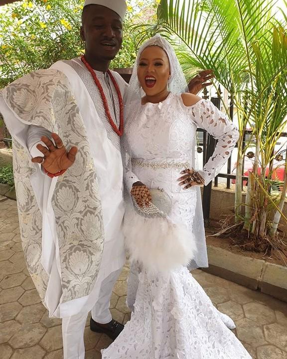 9255435 screenshot20190425132210 jpeg495cd99a9ef84a38cd730dcecc6add01 - [Pictures]: KraksTV owner Femi Bakre gets married in style
