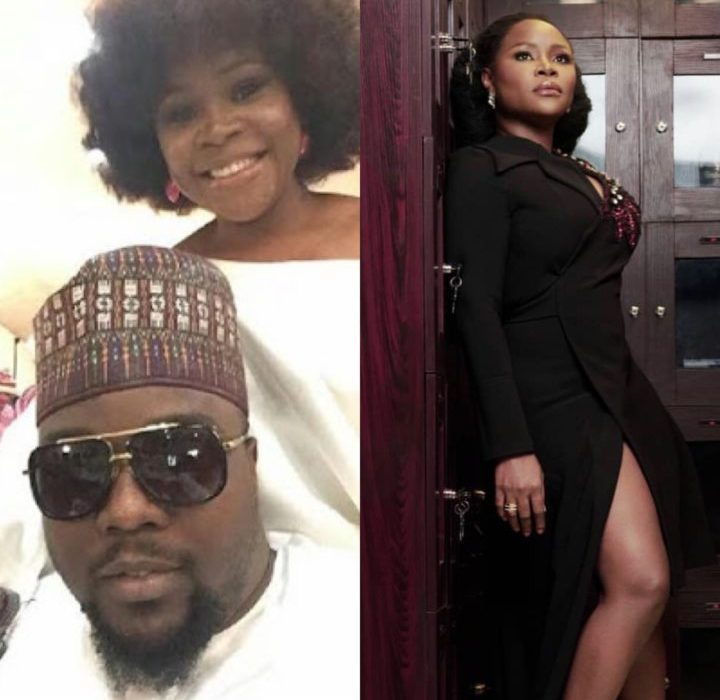 9511401A 2A3C 4034 B943 90CF5B2046F2 - [Photo]: See what Omawumi's husband got her for her birthday