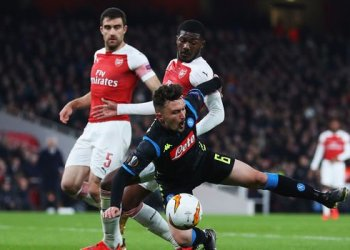 Arsenal Held At Emirates By Stubborn Sheffield United