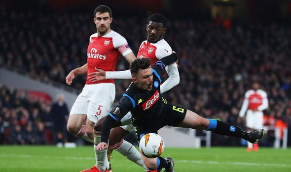 Arsenal Struggle To Draw Relegation Threatened Norwich