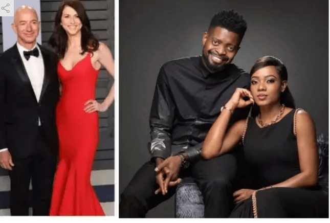 Basketmouth reacts to Jeff Bezos' expensive divorce