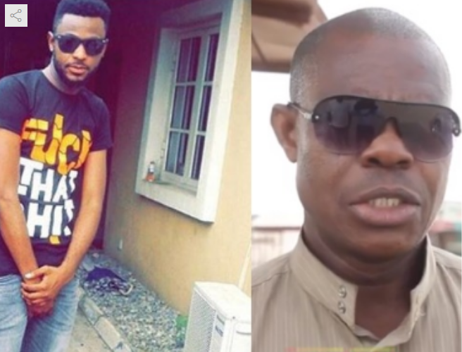 Capture 4 - 'My son was not killed by a stray bullet' – Kolade Johnson's father