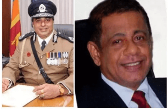 Capture 84 - SRI LANKA: Inspector General of Police and Defence secretary resign over deadly Easter bombings
