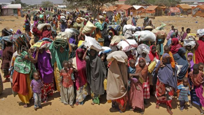 Over 2000 persons displaced by bandits in Niger state, refuse plea from governor to go back home