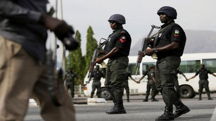 Police rescue at least 20 persons from Oyo ritualists den