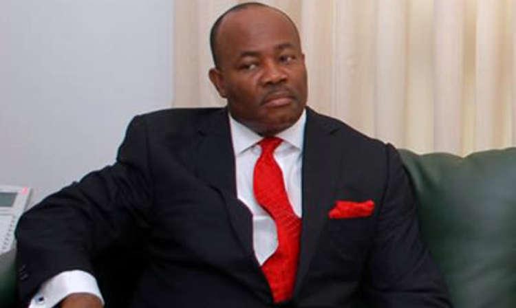 Senator Akpabio - Senator Akpabio Reveals How Men Of God Turned Against Him For Dumping PDP For APC