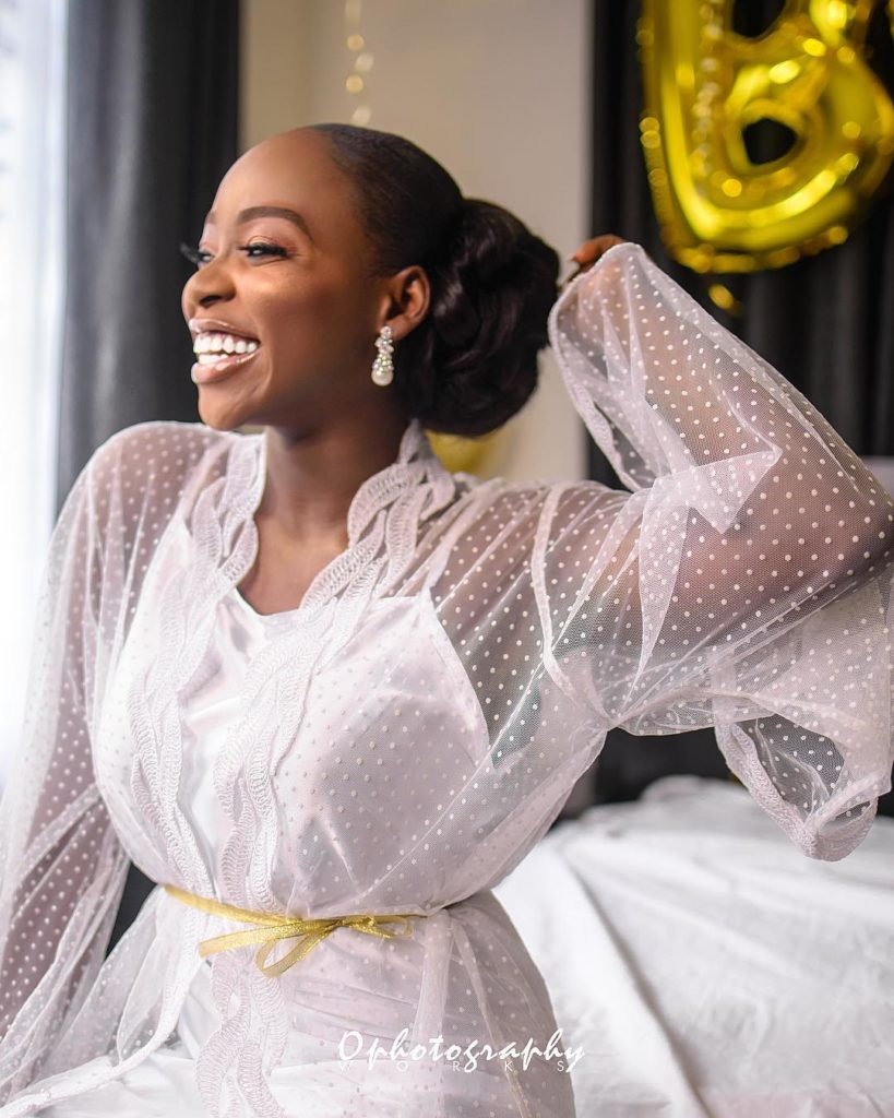 Tomike Alayanade Tosin theTTAffair4 819x1024 - [Photos]: See first photos from TV girl Tomike Alayande's wedding