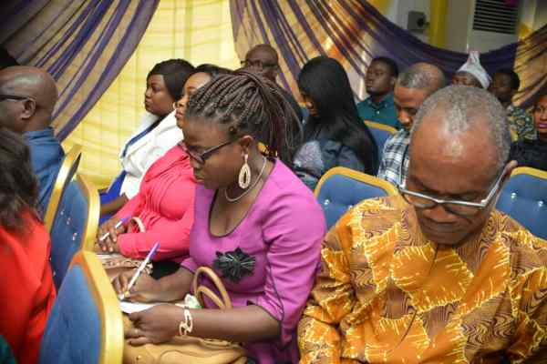 WhatsApp Image 2019 04 17 at 2.03.03 PM 1 - FCMB Organises Free Training, Urges SMEs to Drive Economic Growth