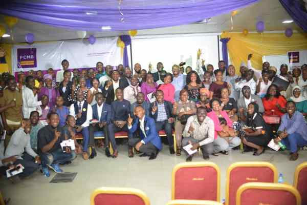 WhatsApp Image 2019 04 17 at 2.03.06 PM 1 - FCMB Organises Free Training, Urges SMEs to Drive Economic Growth