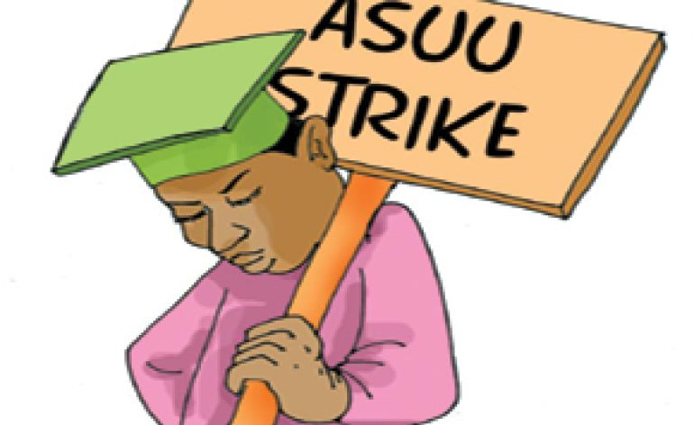 asuu 1 - Taraba State: ASUU Resumes Indefinite Strike