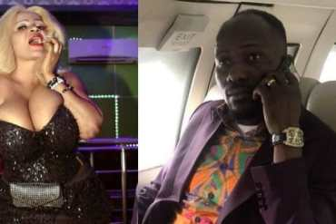 Shots fired! Cossy Ojiakor shades Apostle Suleman over his new jet