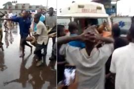 molten iron kill nigerians