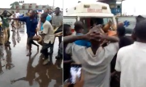 de - [Video]: Tears, Pain And Anguish As Nigerians Lost Their Lives To Molten Iron In Ikorodu