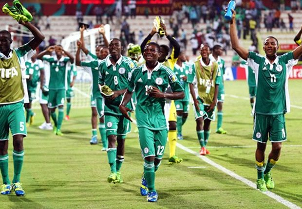 Breaking!!! U-17 Eaglets Qualify For Brazil 2019