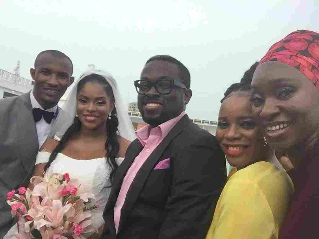 icannotknow 20 4 2019 19 25 6 801 - See pictures from Gideon Okeke wedding ceremony