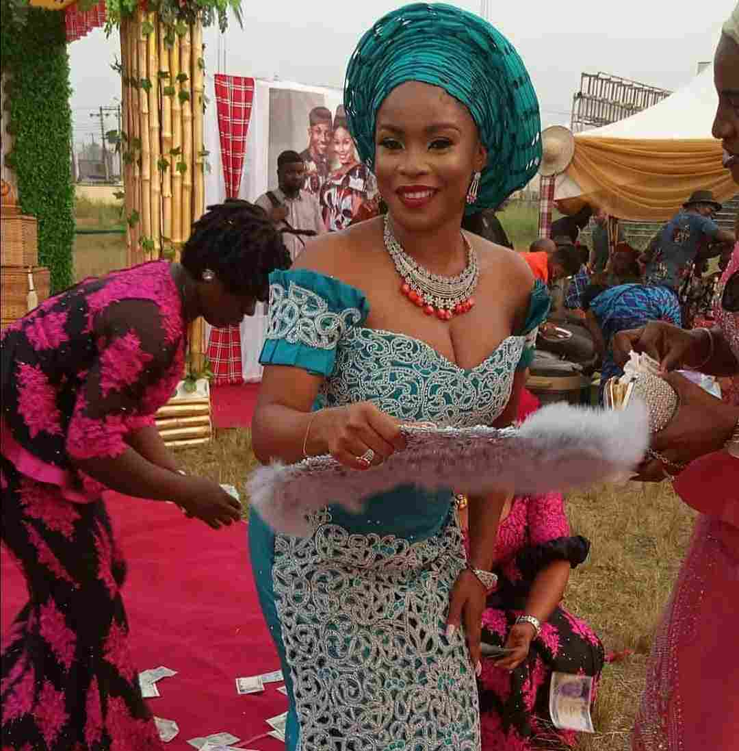 icannotknow 20 4 2019 19 29 18 938 - See pictures from Gideon Okeke wedding ceremony