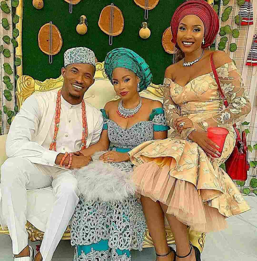 icannotknow 20 4 2019 19 29 26 979 1 - See pictures from Gideon Okeke wedding ceremony