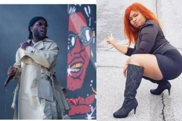 Burnaboy Stylishly Warns Vlogger Bold Pink for Calling Him Out