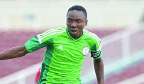 kele - Arsenal Star Stranded In Lagos Over Visa Issue