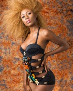 koor - [photos]: Kora Obidi Goes Completely Nude For Shoot