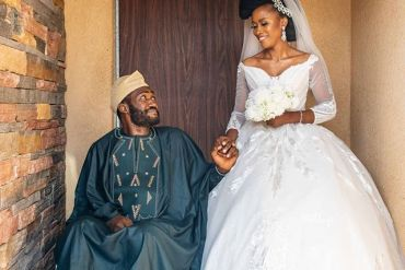 Amazing Story Of How A Nigerian Paralyzed Man Met His Wife