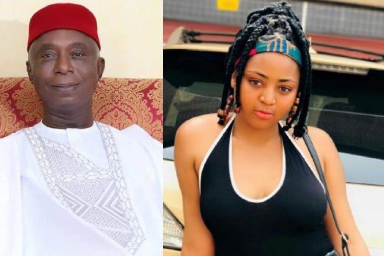 """nedn - """"They snatch our future and snatch our slay queens"""" What fans are saying about Regina Daniels' marriage to """"old"""" billionaire"""