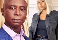 Regina Daniel And Husband, Ned Nwoko, Make First Public Appearance(Photo)