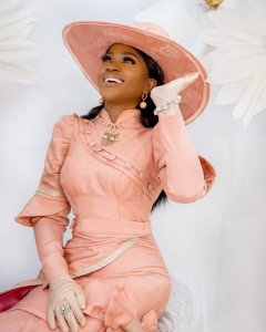 omon - Adorable: Omoni Oboli Shares One Thing She Was Born With