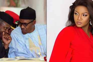 """I even criticised the previous govt more"" Omotola defends herself"
