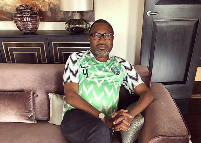 ote - Femi Otedola To Foot Christian Chukwu's Medical Bill