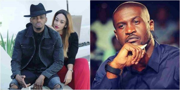 q - 'How Peter Of Psquare, destroyed my marriage' – Diamond Platnumz