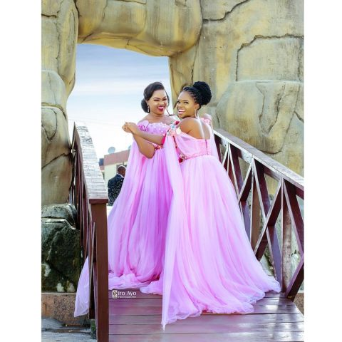 regina and daughter2 480x480 - These Photos of Regina Chukwu and her daughter as she turns 18 is downright beautiful