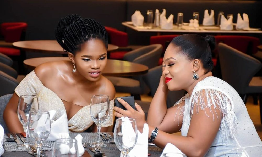 regina and daughter3 1068x714 1 1000x600 - These Photos of Regina Chukwu and her daughter as she turns 18 is downright beautiful