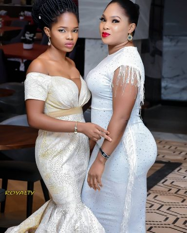 regina and daughter4 384x480 - These Photos of Regina Chukwu and her daughter as she turns 18 is downright beautiful