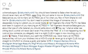 sav - You Should Have Listened To What Obasanjo Told You About Tonto Dikeh – Nollywood Actor To Tonto Dikeh's Estranged Husband