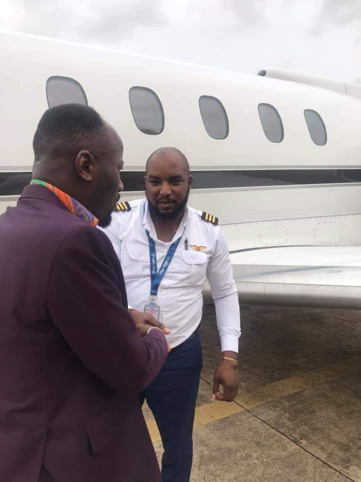 sulema 2 - Wow!!! Apostle Johnson Suleman Goes Against His Word, Gifts Self A Luxury Jet