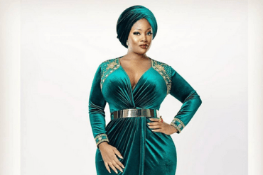 What O.A.P Toolz Said About Omotola's Outburst On Buhari's Led Administration Would Definitely Leave You In Stitches
