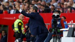 val - Just In: Ernesto Valverde Becomes First To Win At Old Trafford