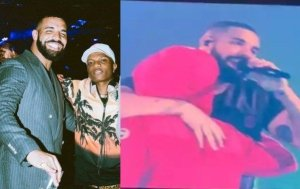 wizk - [Video]: Wizkid And Drake Perform Together At o2 Arena