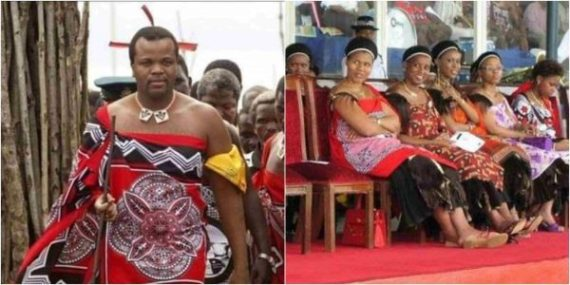 ''Swaziland I'm coming'' - Nigerians Say After King of Swaziland Instructed Men In The Country To Marry At least two wives or face jail term'