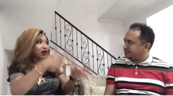 'Tonto Dikeh's son will not suffer in the future' - Daddy Freeze