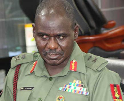 1 - 'Nigerian soldiers earn more than Boko Haram members- Nigerian Army