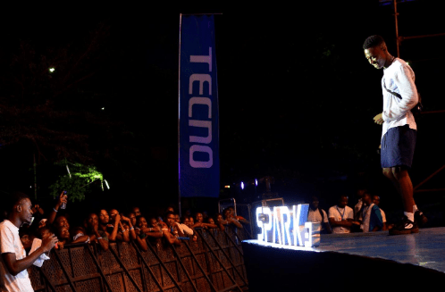11 - Peruzzi, DJ Consequence & Qdot Thrill Fans at the TECNO Spark 3 Party