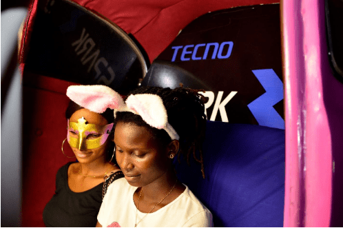 13 - Peruzzi, DJ Consequence & Qdot Thrill Fans at the TECNO Spark 3 Party