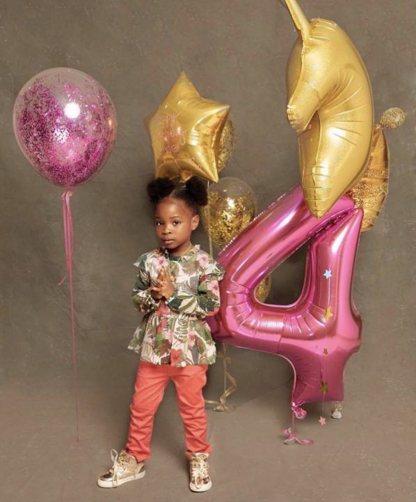 1637E046 C2F0 4A6A 85DC 89C497F861F2 - 'You changed my life' – Davido celebrates the love of his life as she turns 4