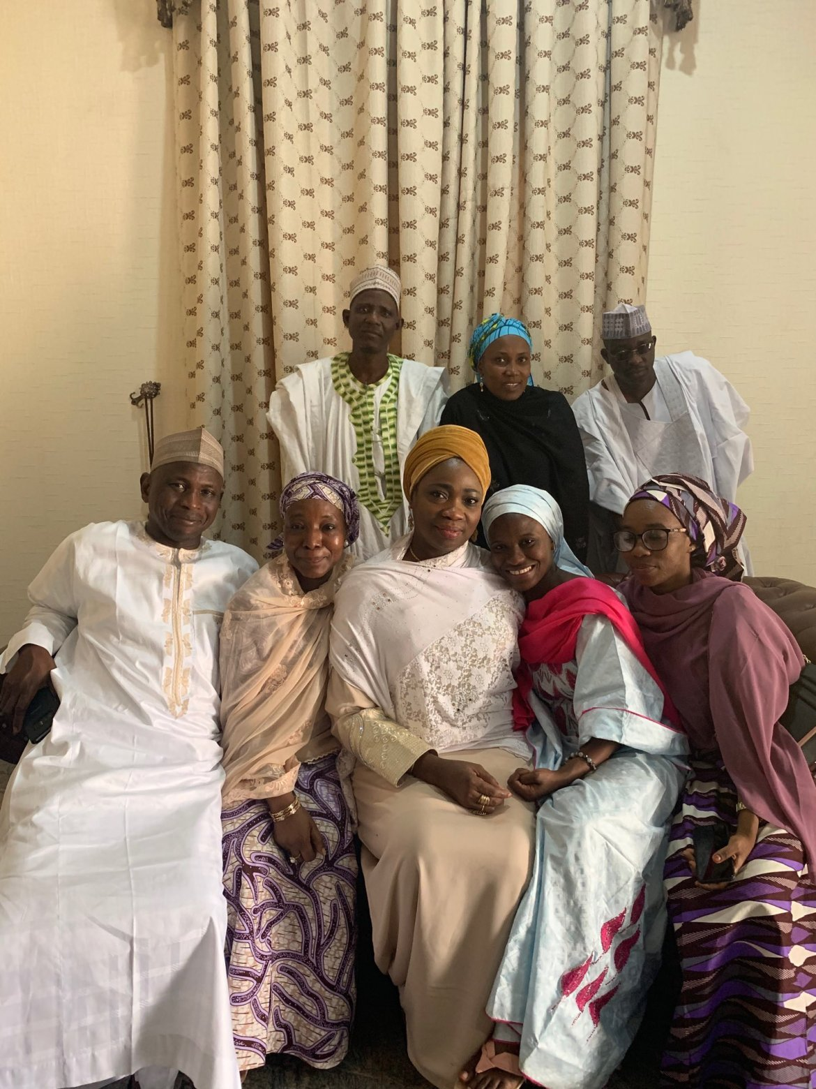 Ganduje meets Saudi Arabia drug trafficking victims, donates N3m to each