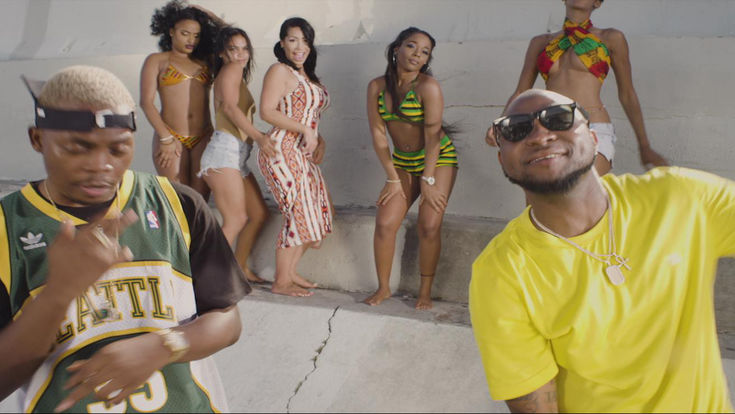 735x414mv - 3 Nigerian Music Collaborations That Were Downright Unnecessary