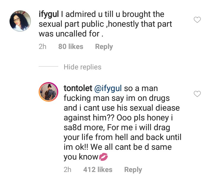 9337789 img20190507105703681 jpeg0e290e3782181ae67556ceabcb5cf99a - Finally! Tonto Dikeh Gives Reason Why She Talked About Her Ex-Husband's Sexual Performance